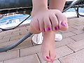 Barefoot Tricia