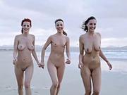 Wind Girls: Ariel, Ashley, Lorena G