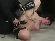 Sarah Hog Tied clip 5