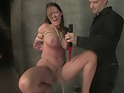 Christina Carter Hog Tied clip 1