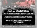 Vicky Vanwarren Strict Restraint xxx 2