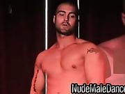 Muscular Stripper