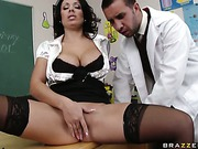 Sienna West big-tits-at-school trailer 29