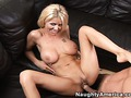 Sex with pretty milf