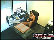 Security cam video
