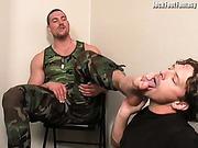 Gay jock feet porn