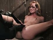 Ariel A device-bondage video 35