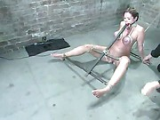 Christina Carter hog-tied clip 26