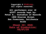 Dana DeArmond hog-tied video 34