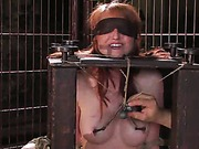 Kendra James hog-tied movie 13