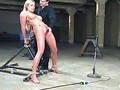 Skylar Price hog-tied trailer 20