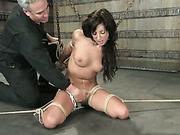 Gina Caruso water-bondage xxx 40