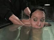 Julie Night water-bondage part 29