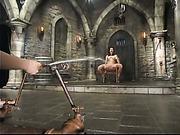 Melissa Lauren water-bondage xxx 26