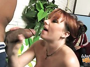 Kylie Ireland watching-my-mom-go-black trailer 45