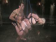 Lorelei Lee water-bondage movie 36