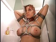 Sasha Monet water-bondage trailer 49
