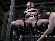 Dia Zerva real-time-bondage trailer 5