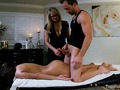 Girl rubbed and banged under control
