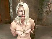 Natasha Lyn hog-tied part 28
