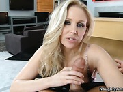POV sex with beautiful milf Julia Ann