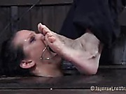 Hailey Young Infernal Restraints trailer 25
