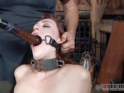Holli Woods Real Time Bondage movie 20