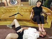 Christy Mack Foot Worship video 39