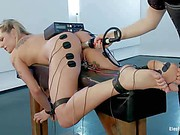 Bailey Blue Electro Sluts movie 15