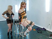 Aiden Starr Electro Sluts video 5