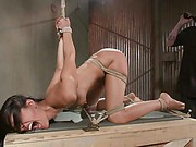 Lyla Storm Sadistic Rope movie 9
