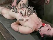 Katharine Cane Sadistic Rope clip 34