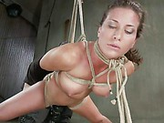 Ariel X Sadistic Rope movie 8