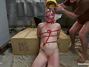 Cici Rhodes Bound Gangbangs trailer 27