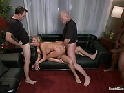 Zoey Holiday Bound Gangbangs video 3