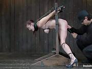 Bella Rossi Device Bondage video 44