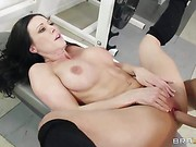 Kendra Lust Big Tits In Sports trailer 45