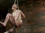 Chastity Lynn Hog Tied trailer 8