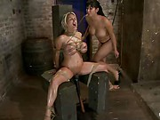 Holly Halston Hog Tied clip 46
