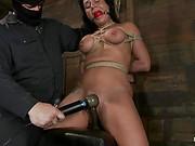 Mahina Zaltana Hog Tied clip 27