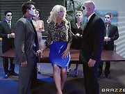 Courtney Taylor Big Tits At Work part 3