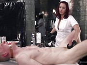 Maitresse Madeline Divine Bitches video 43