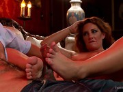 Savannah Fox Foot Worship movie 33