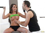 Kortney Kane Big Tits In Sports movie 34