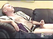 Gay boy jerks off and gets his asshole fingered