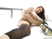 Lamia Dark Evil Angel video 42