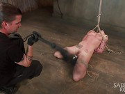 Bailey Blue Sadistic Rope movie 7