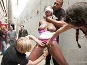 Layton Benton Public Disgrace video 20