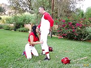 Audrey Bitoni Big Tits In Sports movie 25
