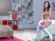 Ashley Sinclair Baby Got Boobs video 47